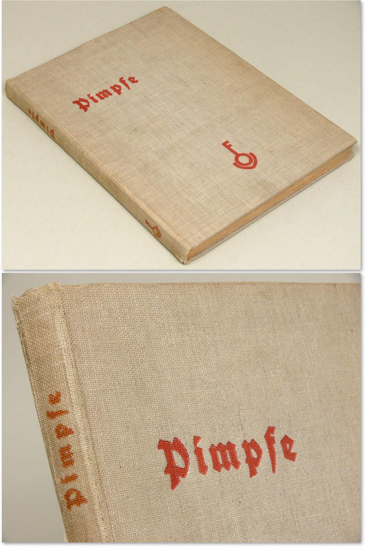 German Jungvolk Book 1930s, w/60 photos Jungen Boys HJ