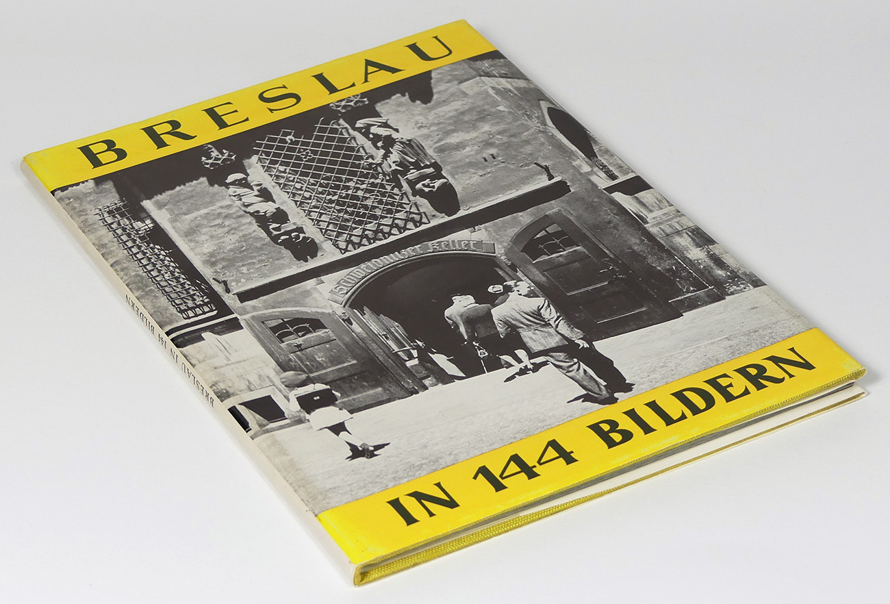 Breslau Wroclaw 1930s Photo Book w/140 pictures Silesia Poland Germany